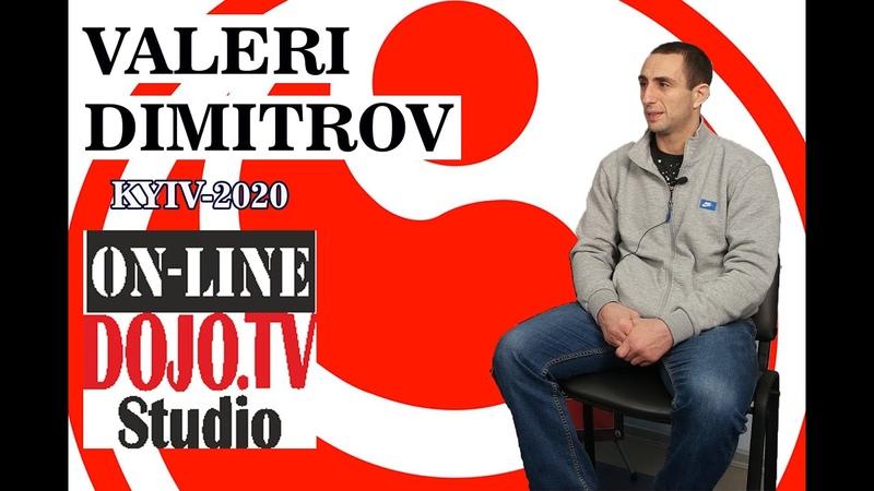Shihan Valeri Dimitrov in Ukraine Интервью