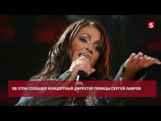 Концертный директор Софии Ротару не исключил, что она еще выступит в России