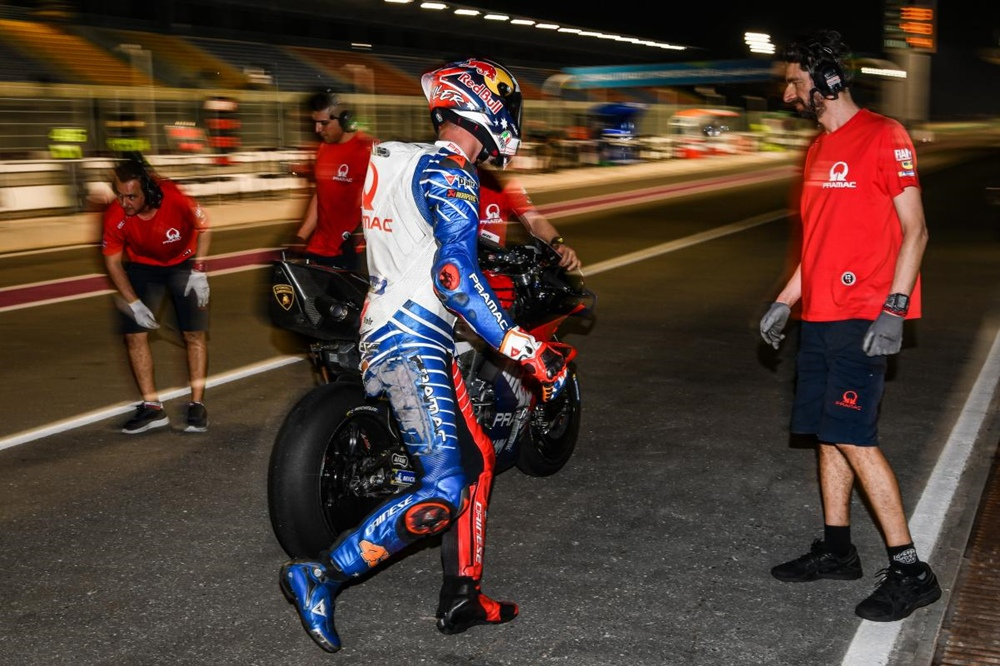 Фотографии с 3-го дня тестов MotoGP 2020 в Катаре