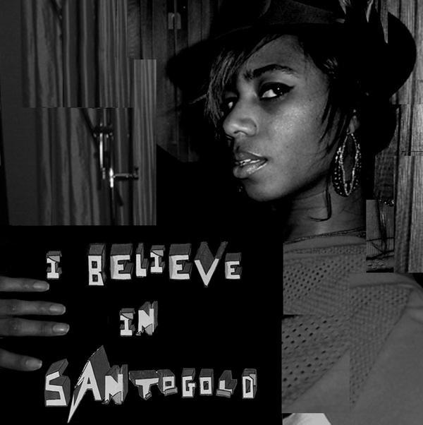 Santigold album I Believe In Santogold EP