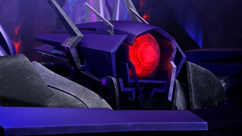 Transformers Prime Shockwave's Logic Quotes 1080p