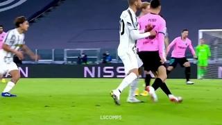 Pedri Vs Juventus 17 years