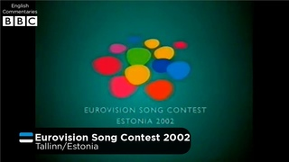 Eurovision Song Contest 2002 (English Commentaries)