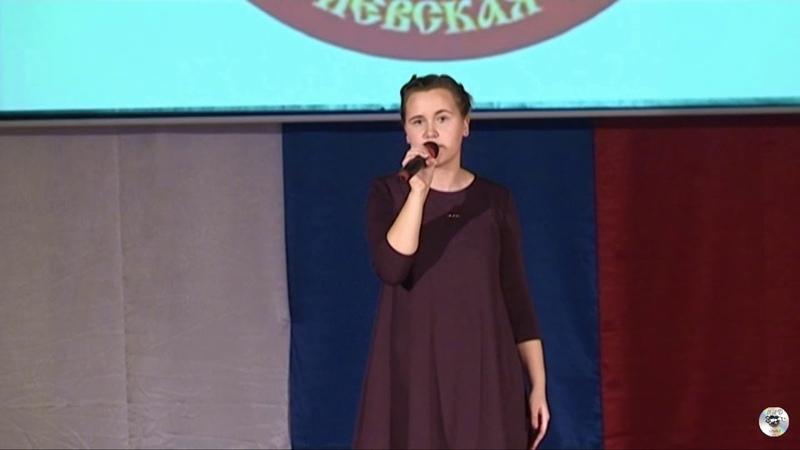 Нина Богданова Сорокинский РДК КультураСорокино Сорокинскийрайон