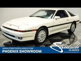 1987 Toyota Supra Turbo for sale | 1848-PHX