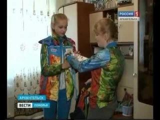 Архангельские волонтёры вернулись с Паралимпиады в Сочи