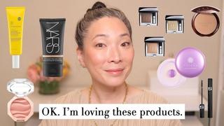 WOW! Trying GREAT New Makeup - DIOR | NARS | Sisley