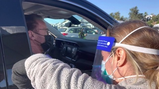 """Arnold Schwarzenegger gets the COVID-19 vaccine - """"Come with me if you want to live"""""""