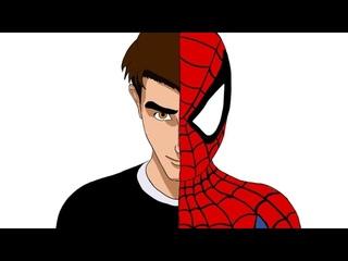 Spider-Man TNAS (Suit Up Scenes)