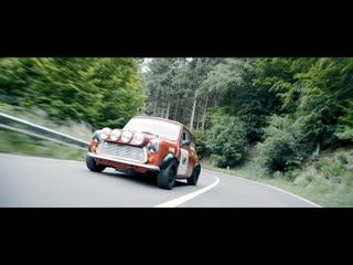 Mini cooper race car 1978