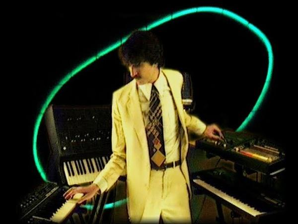 That time I was on Italian TV rare live italodisco synth music anni 80
