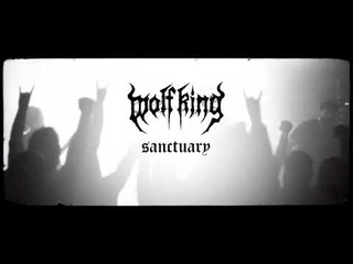 WOLF KING- SANCTUARY (OFFICIAL VIDEO) Blackened Hardcore (USA)