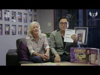 Эксклюзивное интервью Роберта и Ким Кийосаки (обучение, заработок)