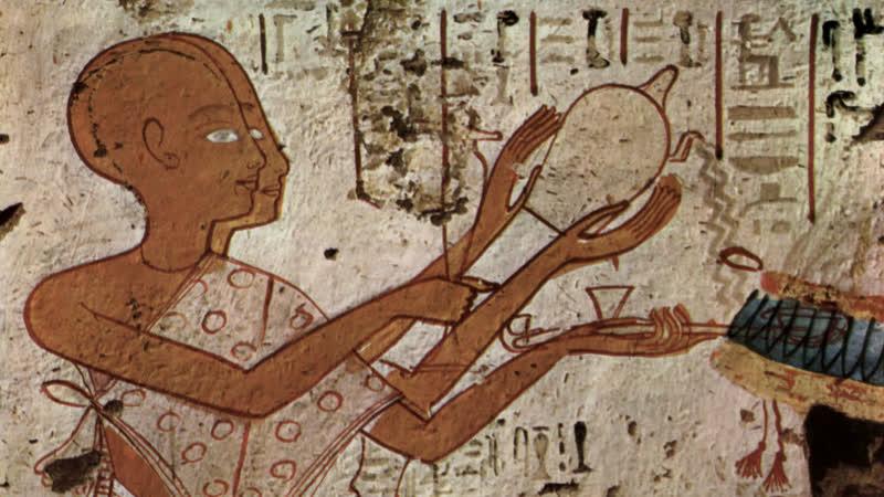 Сокровища Древнего Египта (3) Новый рассвет (2014) Алистер Сук (док. сериал, история искусства, BBC) HD 720