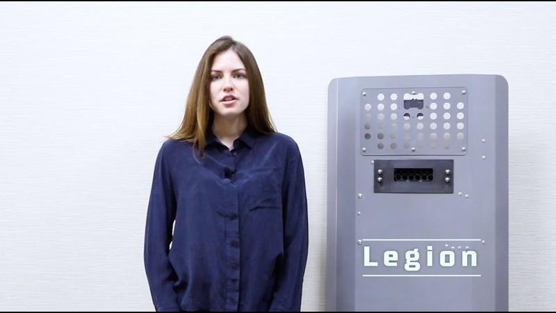 Legion Multi Purpose Shield Neutralizes a legion of violators