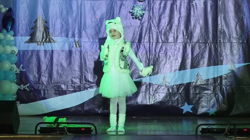 Лукьянова Елизавета. г. Брянск.номер «Умка. Озорная колыбельная»
