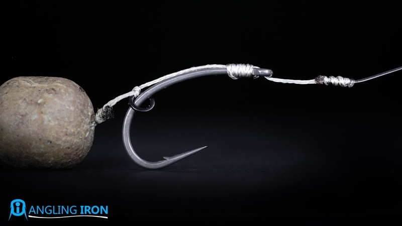 How to tie a Combi rig - Carp rigs - By Angling Iron