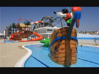 Tui fun&sun panthea waterpark 4*