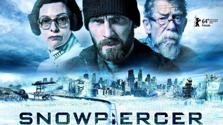 Сквозь снег HD(фантастика, боевик, драма)2013