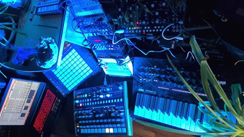 Dj Wadada - Ambient IDM Session 30.09.2020 [ Foggy Forest ]