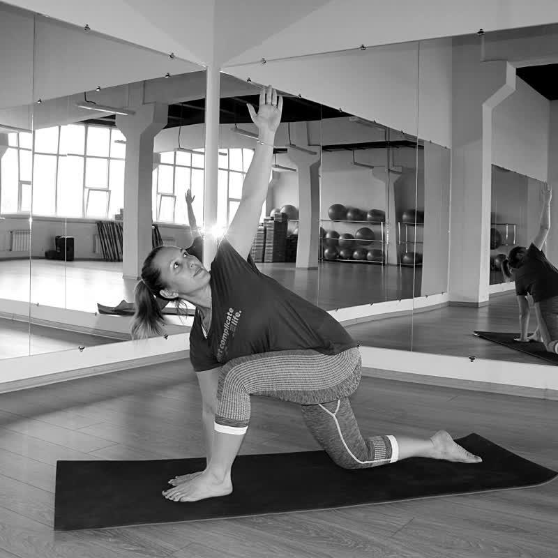 Реабилитационная Йога | Женская практика