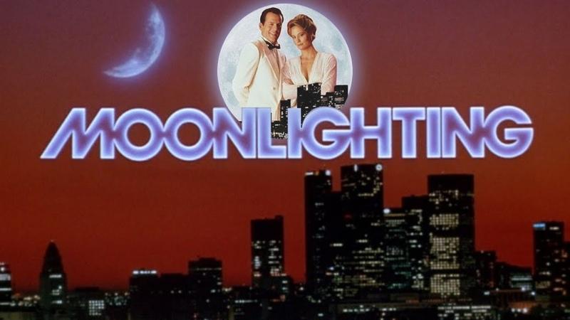 Детективное агентство Лунный свет Детективы на полставки Moonlighting Opening Titles