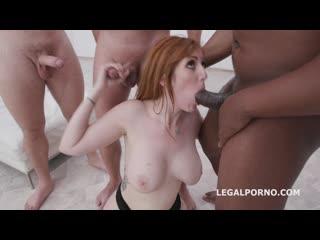 Phaze Porno - Lauren Phillips [Gangbang, Gapes, Creampie, Swallow, DP, Abuse ]