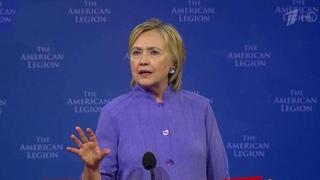 Хиллари Клинтон вслед запрезидентом США заявила обисключительности американской нации.