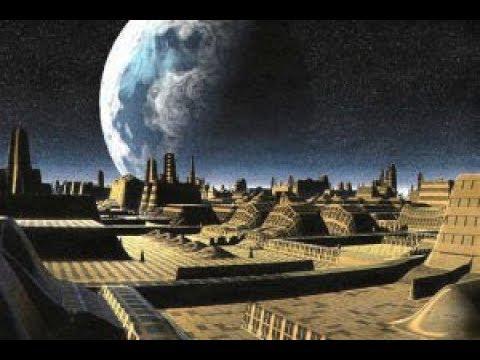 Снимки с обратной стороны Луны поставили ученых в тупик.Кто строит ЛУННЫЕ города на темной стороне