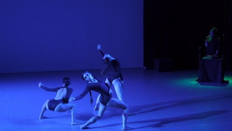 Batsheva Ensemble Dancers Create C. 1 Etay Axelroad