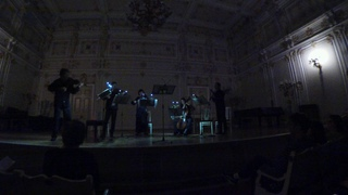 Musica Antiqua Russica/ (duduk)/ (violin). Improvisation, J.S. Bach