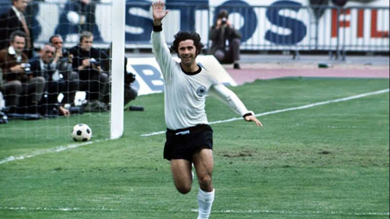 Gerd Müller Der Bomber Best Goals