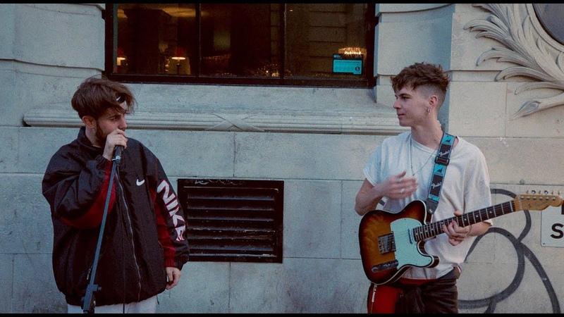 Ren and Sam Tompkins Blind Eyed live