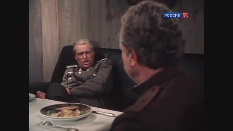 Предсказание из фильма Вечный зов Разговор Лахновского с Полиповым