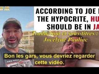 💣🧨🔥🧨💣 Jo Bidon nous propose sa Justice à 2 vitesses/Jo Bidon offers us his Justice at 2 speeds