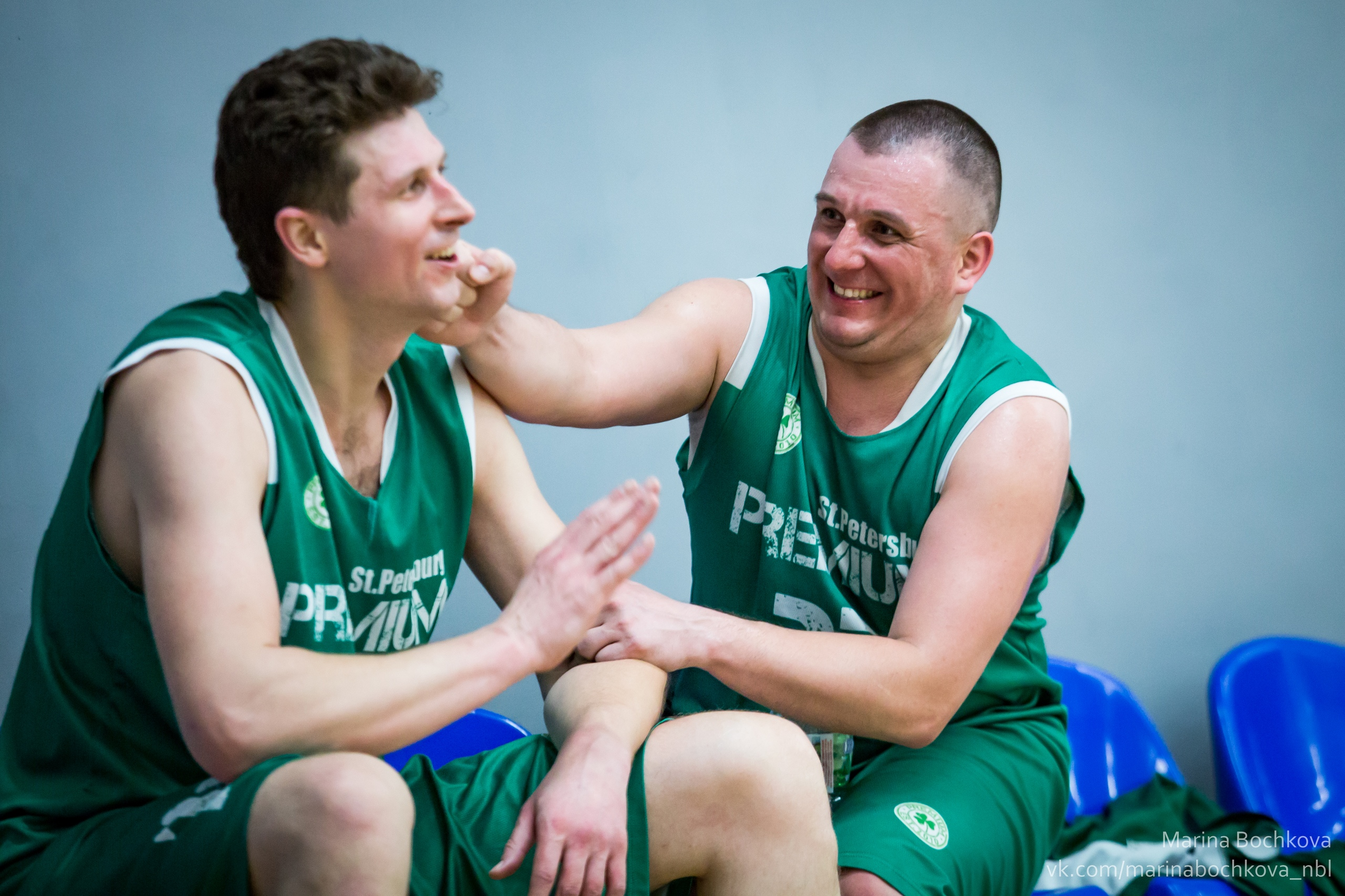 Вячеслав Антоненков и Михаил Дулатов