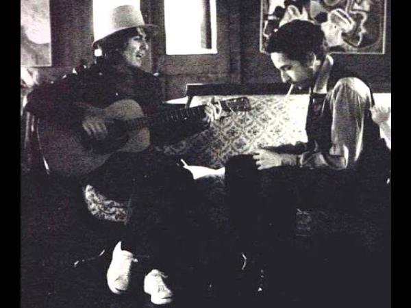 Bob Dylan George Harrison May 1 1970 In The Studio audio
