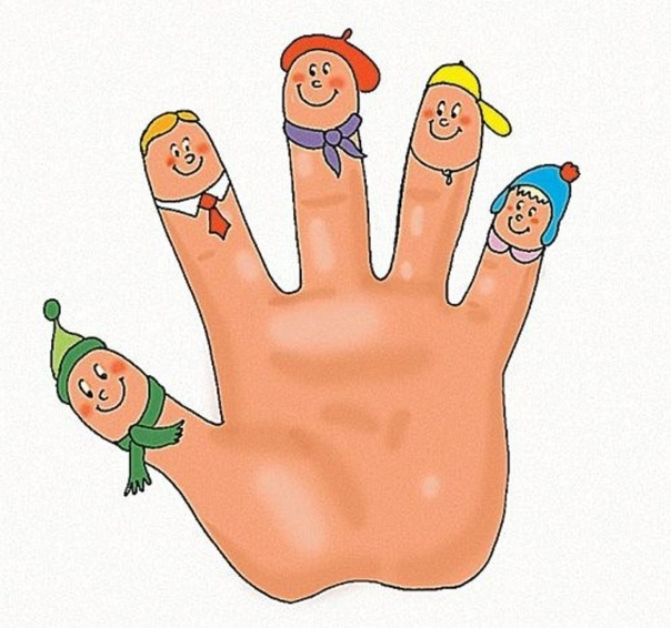 картинки анимации рука с пальчиками всего
