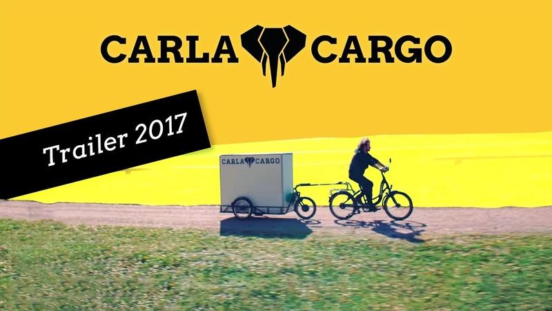 CARLA CARGO Trailer 2017 transform your bike into a cargo bike solution Lastenanhänger