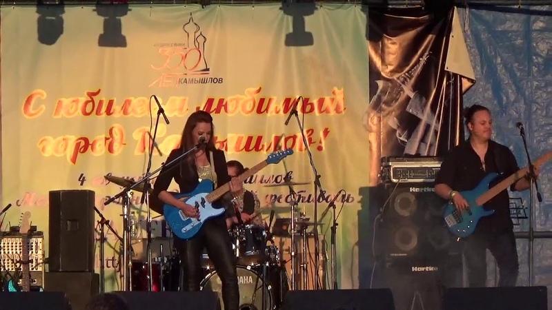 Erja Lyytinen. Finland.Ural Terra Jazz. (УралТерраДжаз 2018).