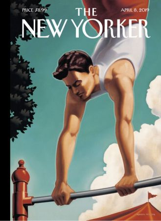 2019-04-08 The New Yorker