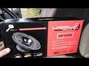 Бюджетная эстрадная широкополосная акустика от компании Ural Sound™ MOLOT М130 и М165