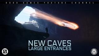 Star Citizen - New Caves | Новые пещеры [cinematic] | Patch