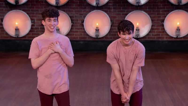 Juniors James and Harris Dance to Moment of Silence by Lucidious H2O Qualifiers 2020