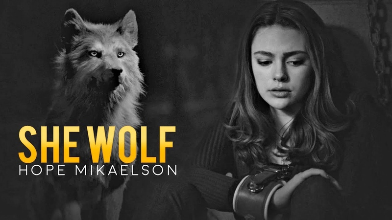 Hope Mikaelson she wolf