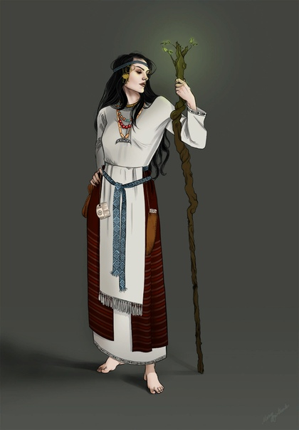 Персонажи славянской мифологии и фольклора славянских народов