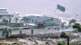 Apocalypse in China! A CRazy ToRnado rips off rooftops and uproots trees in Hebei!   Angkor Insider