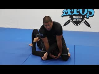The S Mount Triangle Trap by Andre Galvao the s mount triangle trap by andre galvao