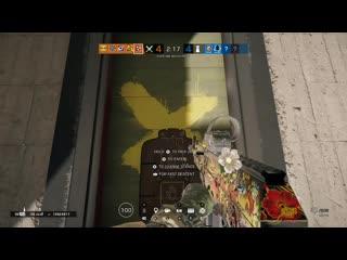 Tom clancy's rainbow 6 осада – клип by regalturbo