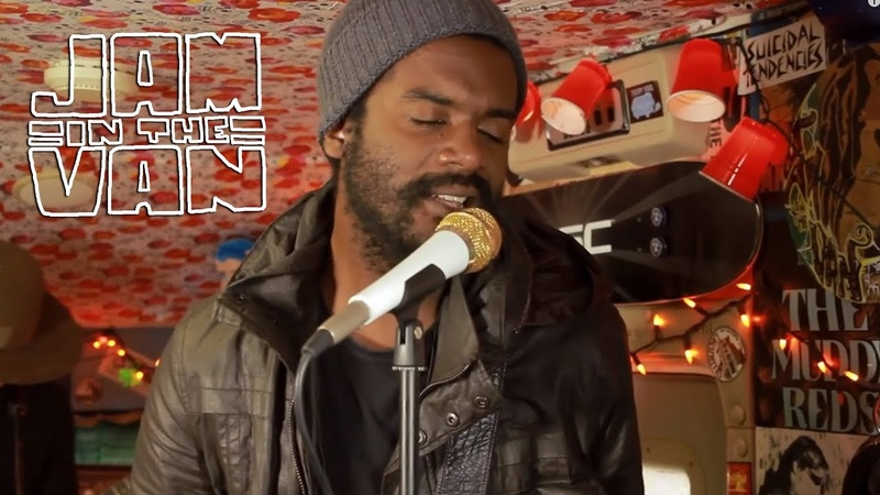 GARY CLARK JR. - When My Train Pulls In (Live in Griffith Park, CA) JAMINTHEVAN